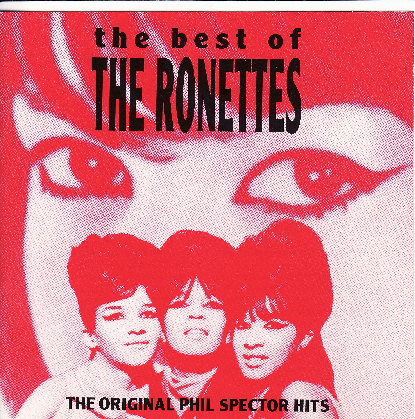 The Best Of The Ronettes 앨범정보