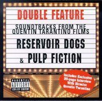Reservoir Dogs & Pulp Fiction: Soundtracks From The Quentin Tarantino Films 앨범정보
